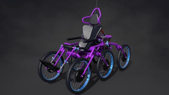 mountain wheelchair mtb0000