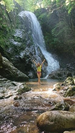 Gorge Walking - Afon Ddu