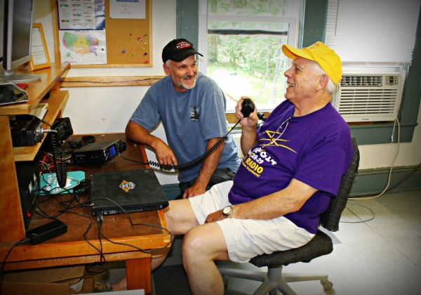 Ever ready: Local ham radio operators provide vital link ...