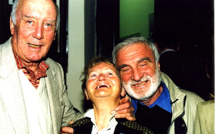 Rolly, Eugenia Buhl, Maestri copia 2