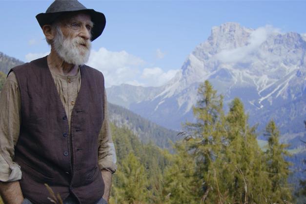 """Le """"aquile"""" del Primiero raccontate da Messner"""