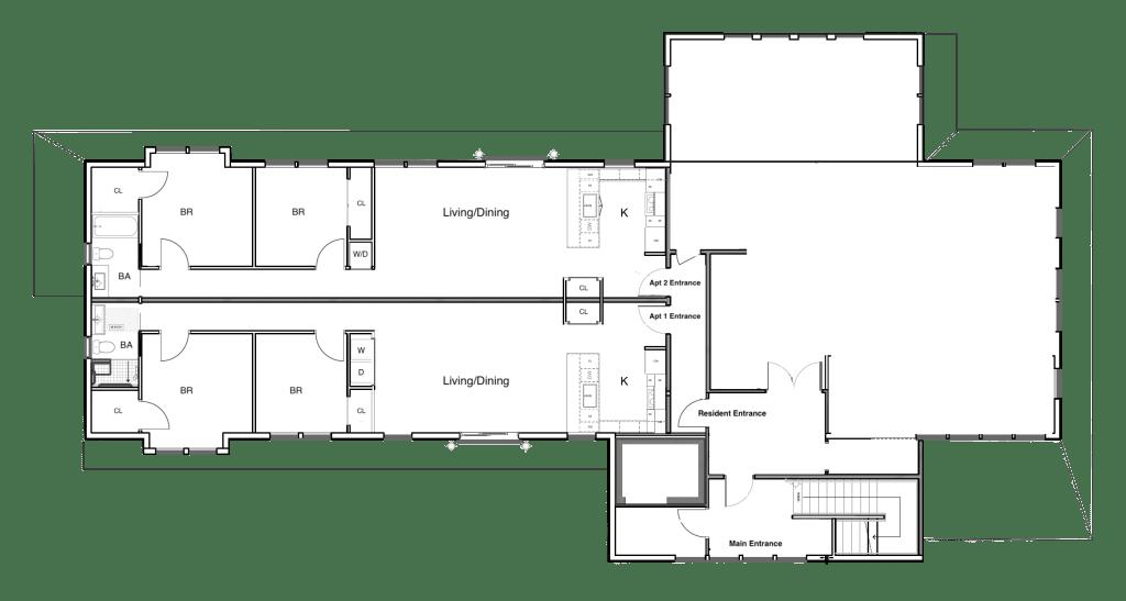 Apartment Floorplans