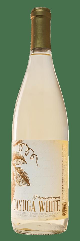 Cayuga White Bottle