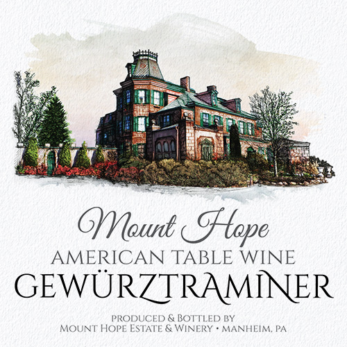 Gewurztraminer Label Icon