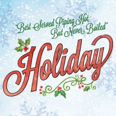 Holiday Label Icon