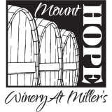 Mount Hope Winery at Miller's Logo