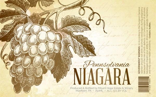Niagara Full Label