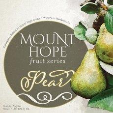 Pear Label Icon