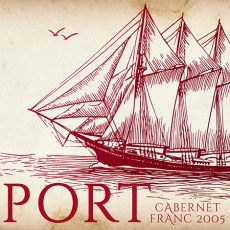 Port Label Icon