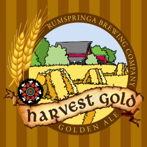 Rumspringa Brewing Company Harvest Gold Label Icon