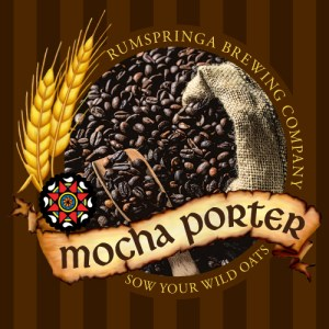 Rumspringa Brewing Company Mocha Porter Label Icon