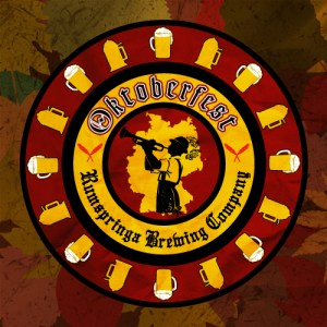 Rumspringa Brewing Company Oktoberfest Label Icon
