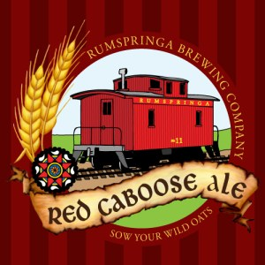 Rumspringa Brewing Company Red Caboose Ale Label Icon