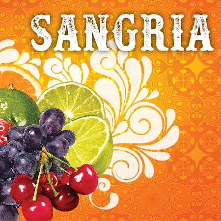 Sangria Label Icon