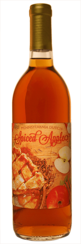 Spiced Apple Bottle