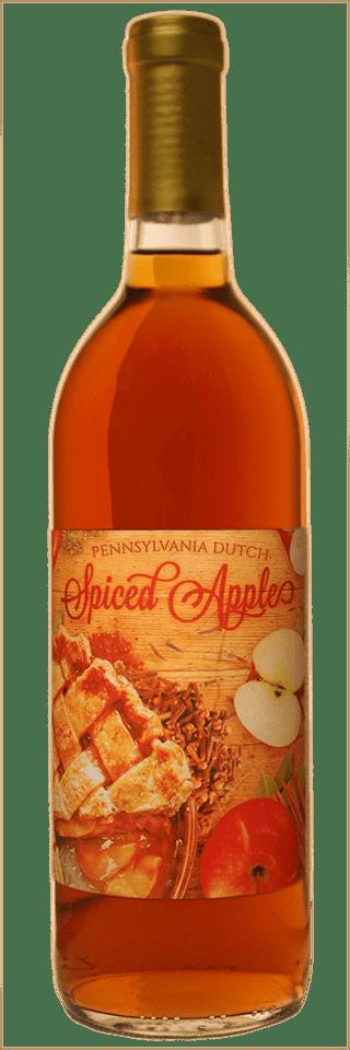 Spiced Apple Bottle