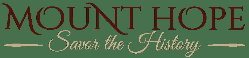 Mount Hope Estate & Winery Logo