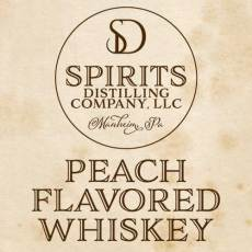 Peach Flavored Whiskey Icon
