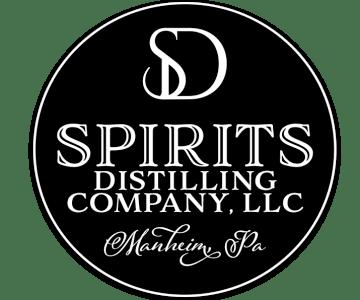 Spirits Distillery Header Logo