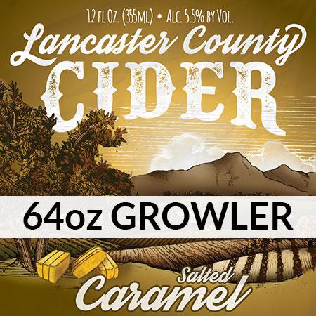 Salted Caramel Growler Icon