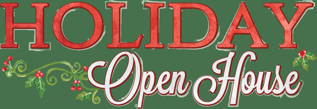 Holiday Open House Logo