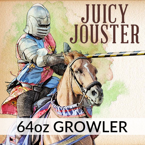 Juicy Jouster Growler Icon