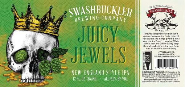 Juicy Jewels Label