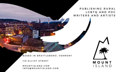 Calling all rural LGBTQ and POC writers and artists!