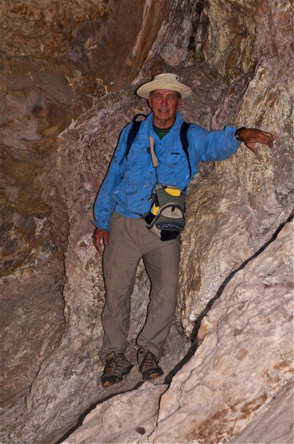 George Davis, geologist