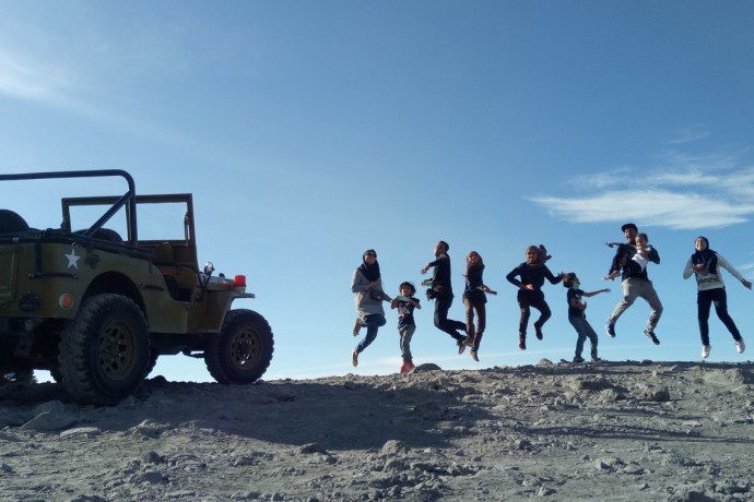 Merapi Jeep Volcano Tour