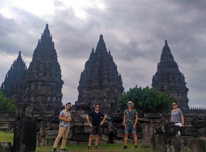 2 Days Yogyakarta Tour