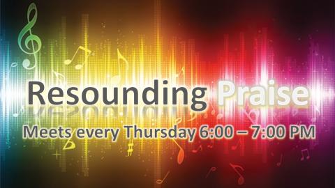 Resounding Praise Time