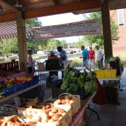Joseph Fields Farm Sells Local Produce