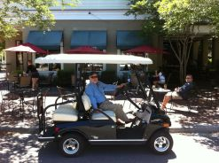 For Rich Raiford, his golf car is a way of life.