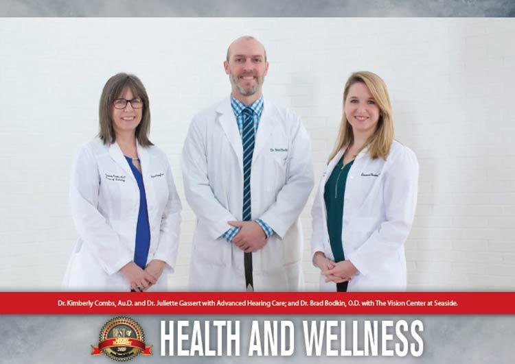 Best of Mount Pleasant 2019 - HEALTH & WELLNESS