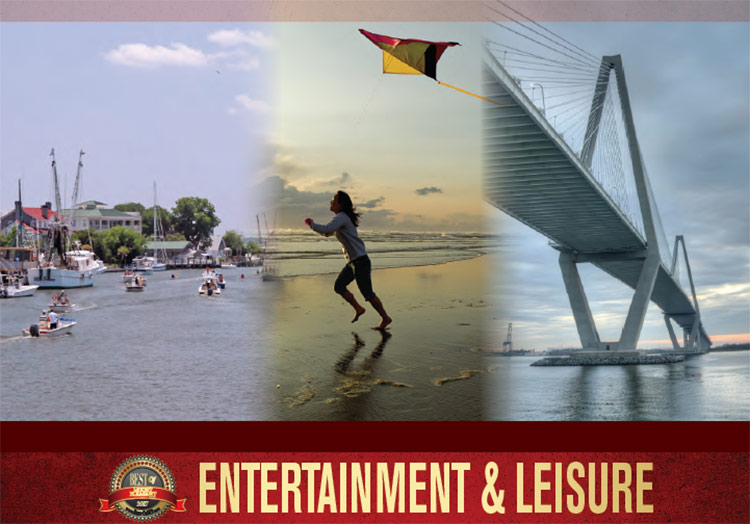 Best of Mount Pleasant 2017 - Entertainment & Leisure