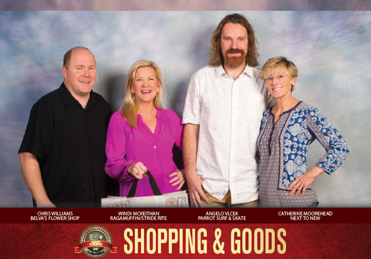Best of Mount Pleasant 2017 - Shopping & Goods