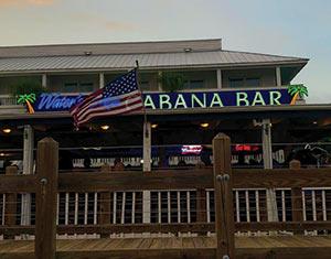 Cabana Bar at Water's Edge, Mount Pleasant, SC