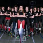 Femme Fighting: Life on the Roller Derby Team