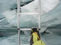 Shoe on Mount Everest