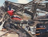 Weeks Air Museum after Hurricane Andrew