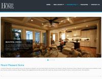 ECON Website: Mount Pleasant Home