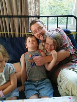 Mount Pleasant's Favorite Dads: MATTHEW STROUSE