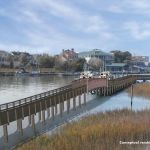 What's Up Dock? : Shem Creek Gets More Public Access