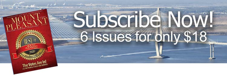 Subscribe to Mount Pleasant Magazine