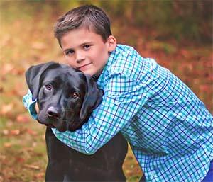 Bond the English Labrador, Hadley Shaw - East Cooper's Favorite Pets