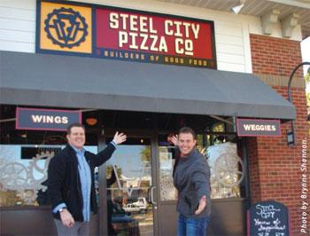 Steel City Pizza Mount Pleasant