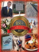 Best of Mount Pleasant 2013 Magazine Cover