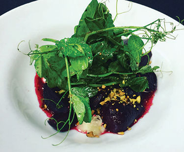 Langdon's Restaurant & Wine Bar - outstanding food, excellent service