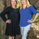 Lisa Shimakonis and Darla Rourk of Palmetto Christian Academy